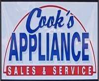 Cook's Appliance Logo